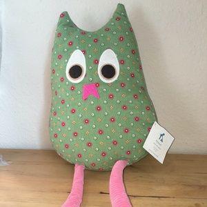 Potter Barn Kids Brooke Penny the Owl Pillow